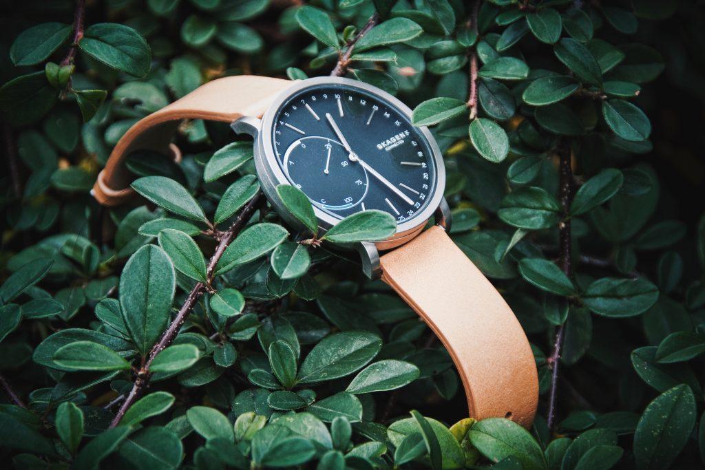 Hagen Hybrid Smartwatch