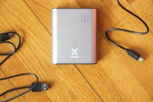 Der Lieferumfang kann sich sehen lassen mit einem Micro USB und USB-C Kabel!