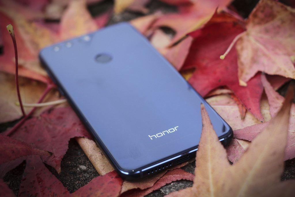 Das Honor 8 ist vom Design her sehr gelungen