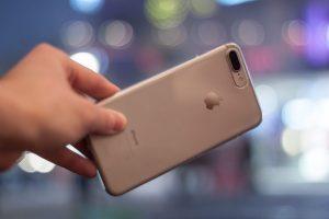 Schutzhülle iPhone 7