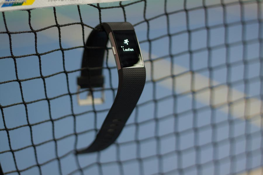 Fitbit Charge 2 im Praxistest