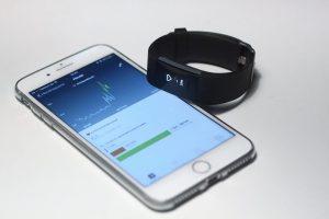 Fitbit Charge 2 Trainingsaufzeichnung