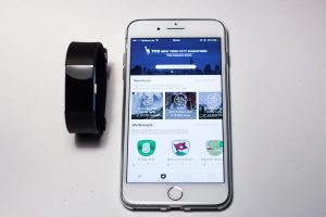 Fitbit Charge 2 Wettkampfmodus
