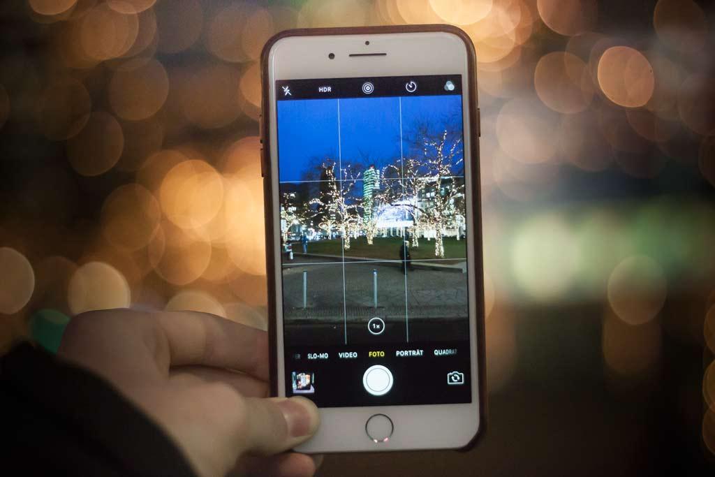 instaview 1und1 Smartphone-fotografie