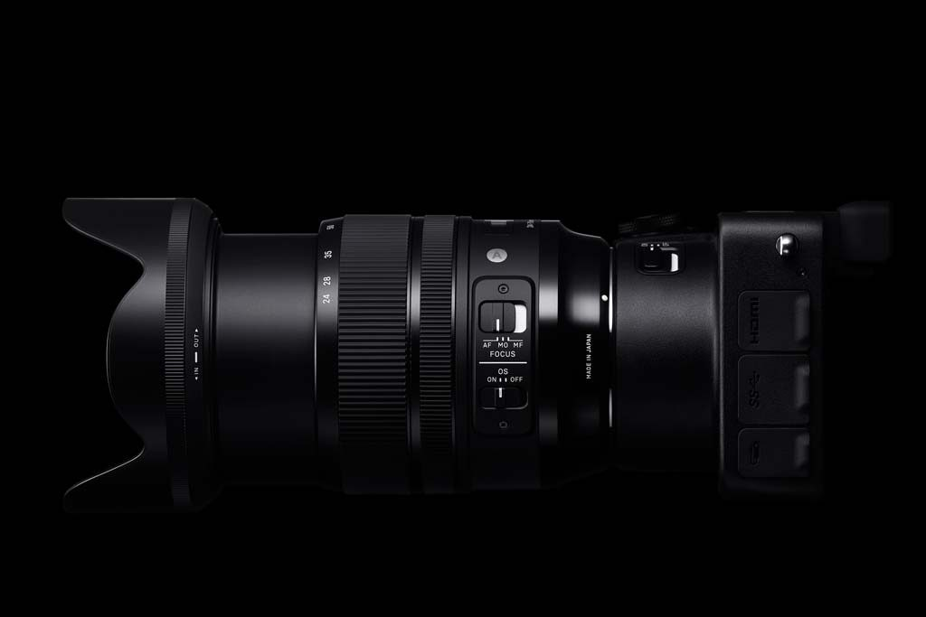 24-70mm F28 DG OS HSM Art