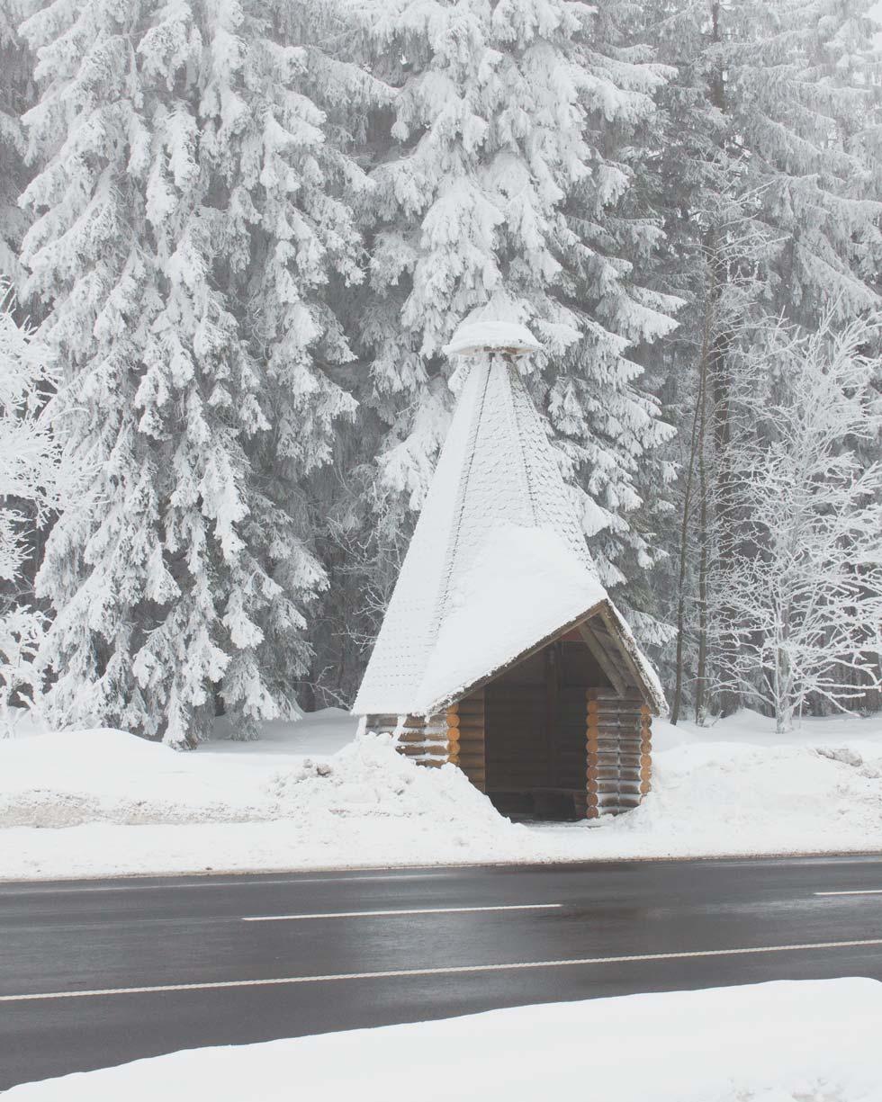 Achtermann Winter Fotos Wanderung