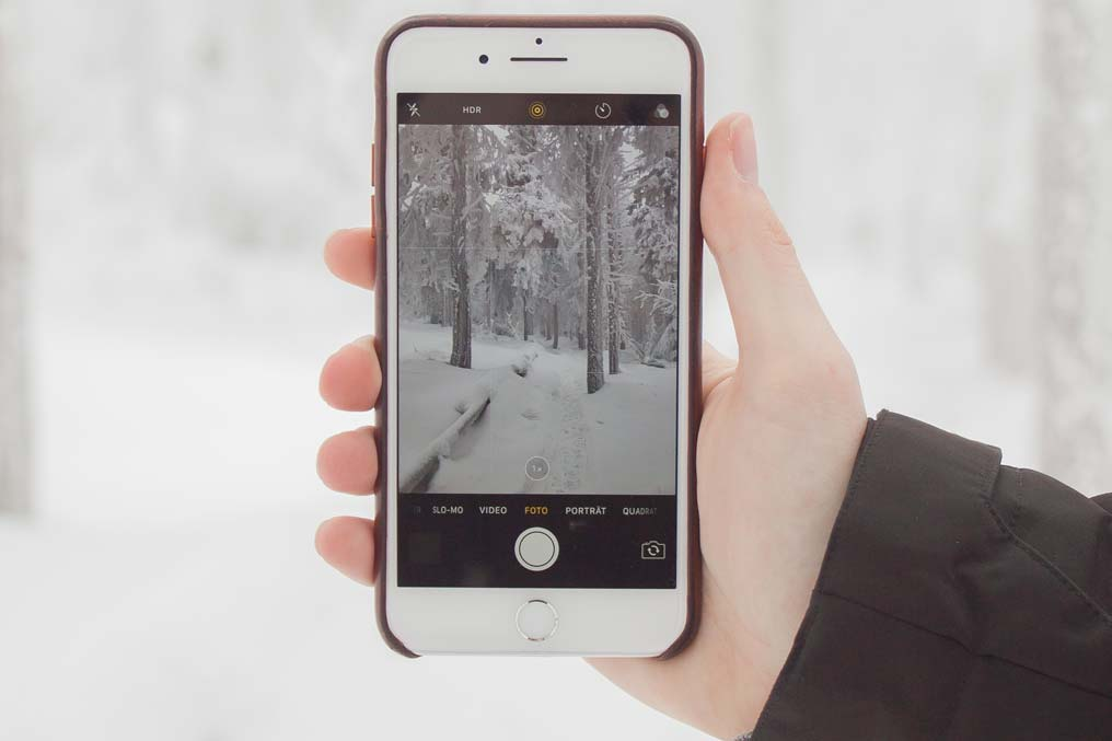 Kamera iPhone 7 Plus Praxistest mit Fotos