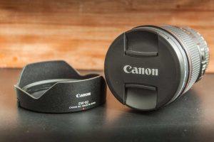 Das beste Weitwinkelobjektiv von Canon
