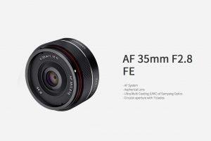 Samyang FE 35mm f2.8