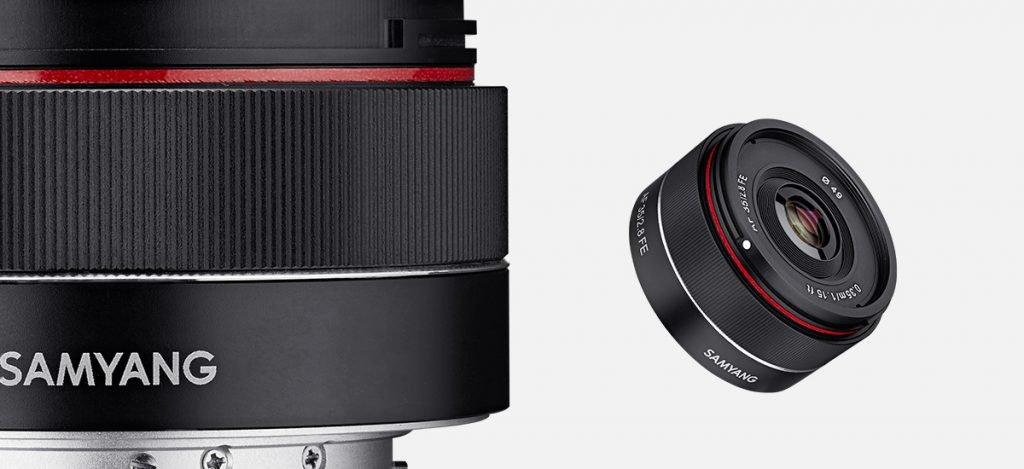 Samyang FE 35mm 2.8