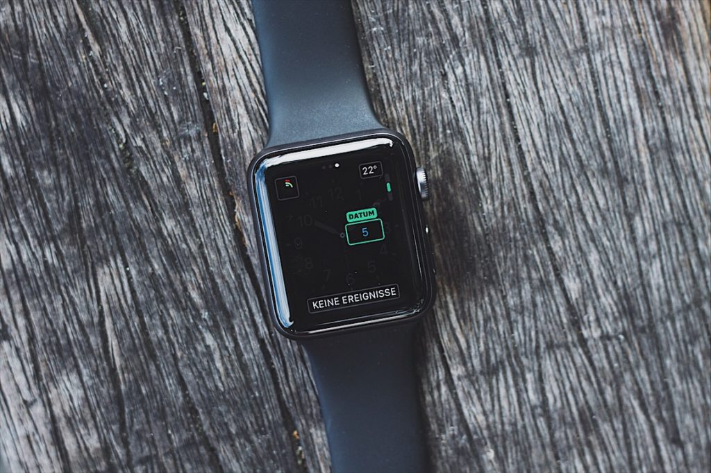 Apple Watch Komplikationen