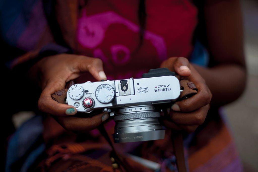 Spiegelreflexkamera oder spiegellose Systemkamera