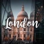 Kurztrip nach London
