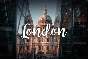 Symbolbild London - St. Pauls Cathedral