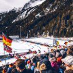 Biathlon Benachrichtigung auf Telegram